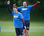 Danny Wilson and Ryan Jack