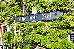 The Old Bell hotel Malmesbury, Wiltshire, England, UK reputedly England's oldest hotel hotel