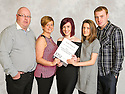 Falkirk Council Employment and Training Awards 16th November 2015...  <br /> <br /> odonnell_h_02