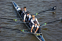 Crew: 289  SHR (F)  Shrewsbury School (A McKirdy)  4+ Jun Chall<br /> <br /> Fours Head of the River 2018<br /> <br /> To purchase this photo, or to see pricing information for Prints and Downloads, click the blue 'Add to Cart' button at the top-right of the page.