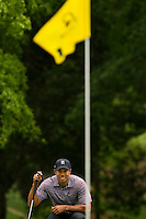 Golfer Tiger Woods works the course during the Quail Hollow Championship golf tournament 2009. The event, formerly called the Wachovia Championship, is a top event on the PGA Tour, attracting such popular golf icons as Tiger Woods, Vijay Singh and Bubba Watson. Photo from the second round in the Quail Hollow Championship golf tournament at the Quail Hollow Club in Charlotte, N.C., Friday, May 01, 2009..