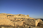Samaria, ruins from the Hellenistic period on Mount Gerizim
