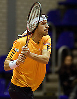 13-12-09, Rotterdam, Tennis, REAAL Tennis Masters 2009,  Robin Haase