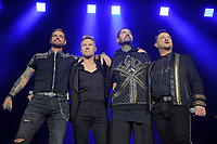 FEB 07 Boyzone performing their 'Thank You & Goodnight' Farewell Tour at the O2 Arena