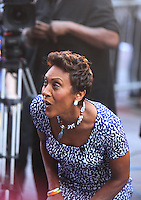 NEW YORK, NY-June 29: Robin Roberts host at Good Morning America   in New York. NY June 29, 2016. Credit:RW/MediaPunch