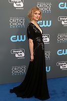 LOS ANGELES - JAN 11:  Alison Sudol at the 23rd Annual Critics' Choice Awards at Barker Hanger on January 11, 2018 in Santa Monica, CA