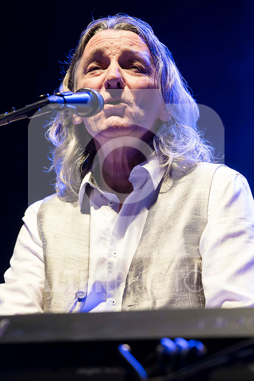British musician Roger Hodgson in concert during the summer festival 'Botanical's Nights' (Noches del Botanico) at Real Jardin Botanico Alfonso XIII in Madrid, July 12, 2017. Spain.<br /> (ALTERPHOTOS/BorjaB.Hojas)