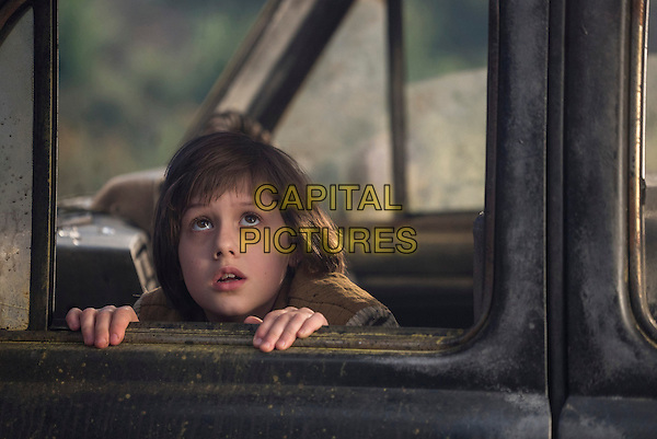 The BFG (2016) <br /> Ruby Barnhill (Sophie) <br /> *Filmstill - Editorial Use Only*<br /> CAP/KFS<br /> Image supplied by Capital Pictures
