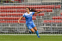Bridgeview, IL - Wednesday August 16, 2017: Jennifer Hoy during a regular season National Women's Soccer League (NWSL) match between the Chicago Red Stars and the Seattle Reign FC at Toyota Park.