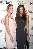 May 21, 2012 Ivanka Trump and Dayana Mendoza at the 10th Anniversary gala of the Wayuu Taya Foundation at the Dream Downtown Hotel in New York City. Credit: RW/MediaPunch Inc.