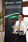 Wales Green Energy Awards 2017<br /> St Davids Hotel<br /> 10.11.17<br /> Photo: Pradip Kotecha<br /> &copy;Fotowales