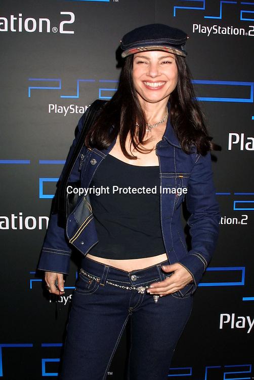 ©2003 KATHY HUTCHINS / HUTCHINS PHOTO.Playstation 2 .Super Bowl After Party.W HOTEL.San Diego, CA.January 26, 2003.FRAN DRESCHER