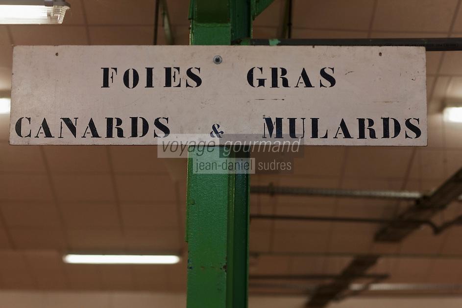 Europe/France/Midi-Pyrénées/32/Gers/Samatan: Le marché au gras