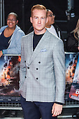 London, UK. 26 September 2016. Olympian Greg Rutherford. Red carpet arrivals for the European Premiere of the Hollywood movie Deepwater Horizon in Leicester Square. The movie is based on the 2010 Deepwater Horizon explosion and oil spill in the Gulf of Mexico. © Bettina Strenske/Alamy Live News