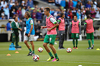 Seattle, WA - Tuesday June 14, 2016: Martin Smedberg-Dalence during a Copa America Centenario Group D match between Argentina (ARG) and Bolivia (BOL) at CenturyLink Field.
