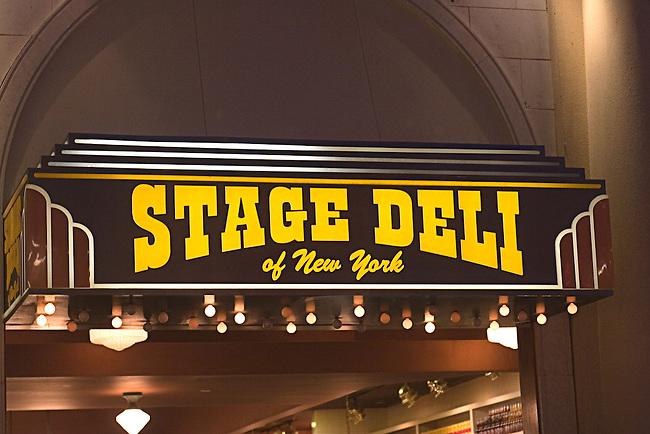 Stage Deli of New York, Las Vegas, Nevada