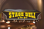 Stage Deli of New York, Las Vegas, Nevada