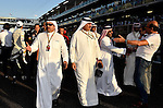 King Salman bin Hamad bin Isa Al Khalifa - Shaikh Mohammed bin Essa Al Khalifa - Shaikh Salman Bin Isa Al Khalifa<br />  Foto © nph / Mathis