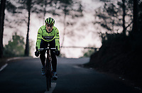 Markel IRIZAR (ESP/Trek-Segafredo)<br /> <br /> Team Trek-Segafredo men's team<br /> training camp<br /> Mallorca, january 2019<br /> <br /> ©kramon