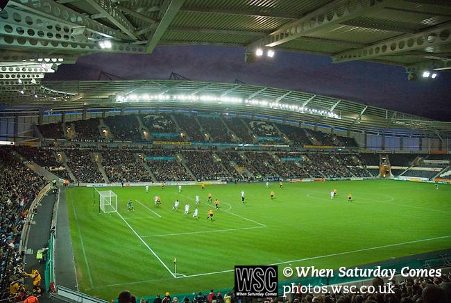 Hull City 3 Preston North End 0, 10/11/2007. KC Stadium, Championship. Photo by Paul Thompson.