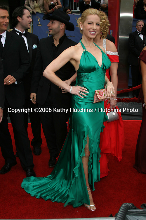 Liza Huber.33rd Daytime Emmy Awards.Kodak Theater.Hollywood & Highland.Los Angeles, CA.April 28, 2006.©2006 Kathy Hutchins / Hutchins Photo..