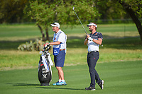 Joost Luiten (NLD) watches his second shot on 2 during day 2 of the Valero Texas Open, at the TPC San Antonio Oaks Course, San Antonio, Texas, USA. 4/5/2019.<br /> Picture: Golffile | Ken Murray<br /> <br /> <br /> All photo usage must carry mandatory copyright credit (&copy; Golffile | Ken Murray)