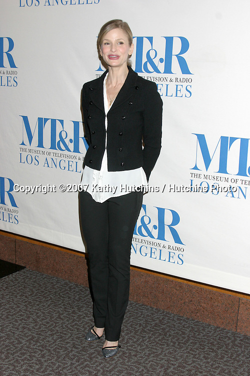 """Kyra Sedgwick.""""The Closer"""" Honored by the.24th Annual William S. Paley Television Festival.Museum of TV & Radio.Director's Guild.Los Angeles, CA.March 6, 2007.©2007 Kathy Hutchins / Hutchins Photo..."""