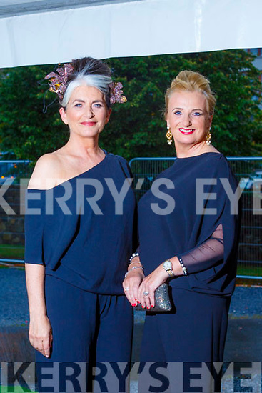 Cathy O'Connor and Sandra Walsh from Dublin