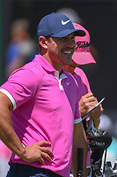 Brooks Koepka (USA) looks over his tee shot on 8 during round 4 of the AT&T Byron Nelson, Trinity Forest Golf Club, Dallas, Texas, USA. 5/12/2019.<br /> Picture: Golffile   Ken Murray<br /> <br /> <br /> All photo usage must carry mandatory copyright credit (© Golffile   Ken Murray)