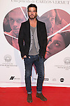 """Alfonso Bassave attend the Premiere of the movie """"MAGICAL GIRL"""" at Callao Cinemas in Madrid, Spain. October 16, 2014. (ALTERPHOTOS/Carlos Dafonte)"""