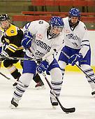 Tessa Bonhomme (Toronto - 25) - The Boston Blades defeated the visiting Toronto Hockey Club 4-2 on Sunday, February 6, 2011, at Bright Hockey Center in Cambridge, Massachusetts.