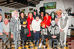 Fancy Dress Party: The finalists in the fancy dress party at McCarthy's Bar, Finuge on Saturday night last.