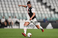 Adrien Rabiot of Juventus in action during the Serie A football match between Juventus FC and US Lecce at Juventus stadium in Turin  ( Italy ), June 26th, 2020. Play resumes behind closed doors following the outbreak of the coronavirus disease. Photo Andrea Staccioli / Insidefoto