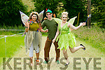 Enchanted  fairy characters at the Kilflynn Enchanted Fairy Festival on Sunday