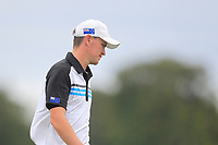 Kerry Mountcastle of Team New Zealand on the 4th during Round 3 of the WATC 2018 - Eisenhower Trophy at Carton House, Maynooth, Co. Kildare on Friday 7th September 2018.<br /> Picture:  Thos Caffrey / www.golffile.ie<br /> <br /> All photo usage must carry mandatory copyright credit (&copy; Golffile | Thos Caffrey)