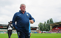 Sheffield Wednesday's manager Steve Bruce<br /> <br /> Photographer Chris Vaughan/CameraSport<br /> <br /> Football Pre-Season Friendly - Lincoln City v Sheffield Wednesday - Saturday July 13th 2019 - Sincil Bank - Lincoln<br /> <br /> World Copyright © 2019 CameraSport. All rights reserved. 43 Linden Ave. Countesthorpe. Leicester. England. LE8 5PG - Tel: +44 (0) 116 277 4147 - admin@camerasport.com - www.camerasport.com