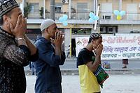 Islam a Roma, preghiera in strada per la festa del sacrificio