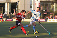 Hockey Césped 2014 Torneo 4 Nacional - Chile vs Argentina