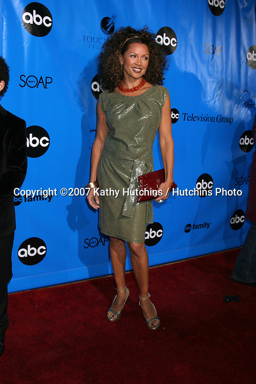 Vanessa L. Williams.ABC Television Critics Association Press Tour Party.Ritz-Carlton Hotel.Pasadena   CA.January 14, 2007.©2007 Kathy Hutchins / Hutchins Photo.