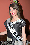 Contestants for the 2009 Kerry Rose selection who met up at the Imperial Hotel, Tralee on Saturday night  Sonia Ryan (Micko's Restaurant,Tralee)