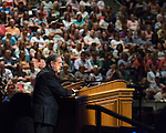 1608-44 319<br /> <br /> Education Week<br /> Elder Holland Devotional<br /> <br /> August 16, 2016<br /> <br /> Photography by: Mark A. Philbrick/BYU Photo<br /> <br /> Copyright BYU Photo 2016<br /> All Rights Reserved<br /> photo@byu.edu (801)422-7322<br /> <br /> 647
