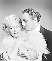 The Great Ziegfeld (1936) <br /> William Powell &amp; Virginia Bruce<br /> *Filmstill - Editorial Use Only*<br /> CAP/MFS<br /> Image supplied by Capital Pictures