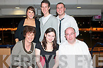 8440-8444.---------.Party.-----.Yental Baine(seated centre)Rock Pk Av Tralee, who graduated from UCC in genetics recently,celebrated her 23rd birthday with her family in Tralee Greyhound Stadium last Saturday night,with her were(seated)Alex and Paul Shanahan(back)L-R Lisa Coffey,Anthony and Jonathon Shanahan.   Copyright Kerry's Eye 2008