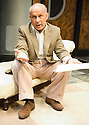Moonlight and Magnolias by Ron Hutchinson ,directed by Sean Holmes. With Nicholas Woodeson as Ben Hecht.Opens at The Tricycle Theatre  on 10/7/08. CREDIT Geraint Lewis
