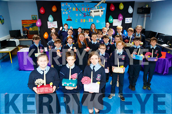 : <br /> <br /> <br /> <br />   Junior Entrepreeneur Show Case Day Thursday at Ardfert N.S.