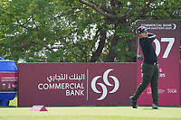 Masahiro Kawamura (JPN) during the final round of the Commercial Bank Qatar Masters 2020, Education City Golf Club , Doha, Qatar. 08/03/2020<br /> Picture: Golffile | Phil Inglis<br /> <br /> <br /> All photo usage must carry mandatory copyright credit (© Golffile | Phil Inglis)