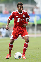 Football: Germany, 1. Bundesliga, FC Bayern Muenchen - Julian Green