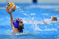 12 GARCIA GADEA Javier Croatia  <br /> Budapest 14/01/2020 Duna Arena <br /> CROATIA (white caps) Vs. GERMANY (blue caps) Men  <br /> XXXIV LEN European Water Polo Championships 2020<br /> Photo  © Andrea Staccioli / Deepbluemedia / Insidefoto