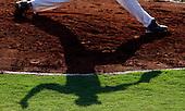 Hanley Arrazola de Sucre lanza la bola  durante el partido de beisbol ante Valle del Cauca en el estadio 18 de junio en los Juegos Deportivos Nacionales en Monteria, Cordoba, Colombia, miercoles 7 de noviembre 2012..Foto: Coldeportes/Archivolatino..COPYRIGHT: Coldeportes. Imagen distribuida por el servicio gratuito de difusiÛn de los Juegos Deportivos Nacionales 2012. Prohibida su venta y su uso comercial.