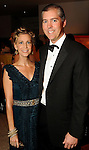 Courtney and Jason Fertitta at the Children's Museum Gala Saturday Oct. 16, 2010. (Dave Rossman/For the Chronicle)
